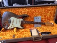 Fender Rory Gallagher Masterbuilt John Cruz 2000 Worn