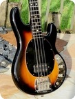 Musicman Cutlass I Bass 1983 Sunburst
