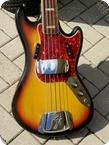 Fender V 5 String 1967 Sunburst