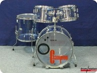 Sonor Champion Blue Acryl