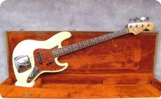 Fender Jazz 1983 Olympic White
