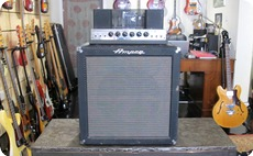 Ampeg B15NC 1965 Blue Checked Tolex