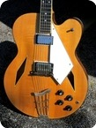 Gorman Thin Hollowbody Electric 1967 Natural