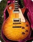 Gibson 1959 Les Paul Standard M2M Flametop Zebras 2013 Ice Tea