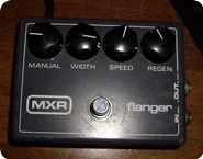 Mxr Flanger 1981 Grey Box