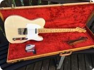 Fender Telecaster 1958 Blonde