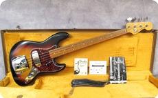 Fender Jaco Pastorius Jazz 2004 Sunburst