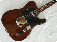 Fender Rosewood Telecaster 1969