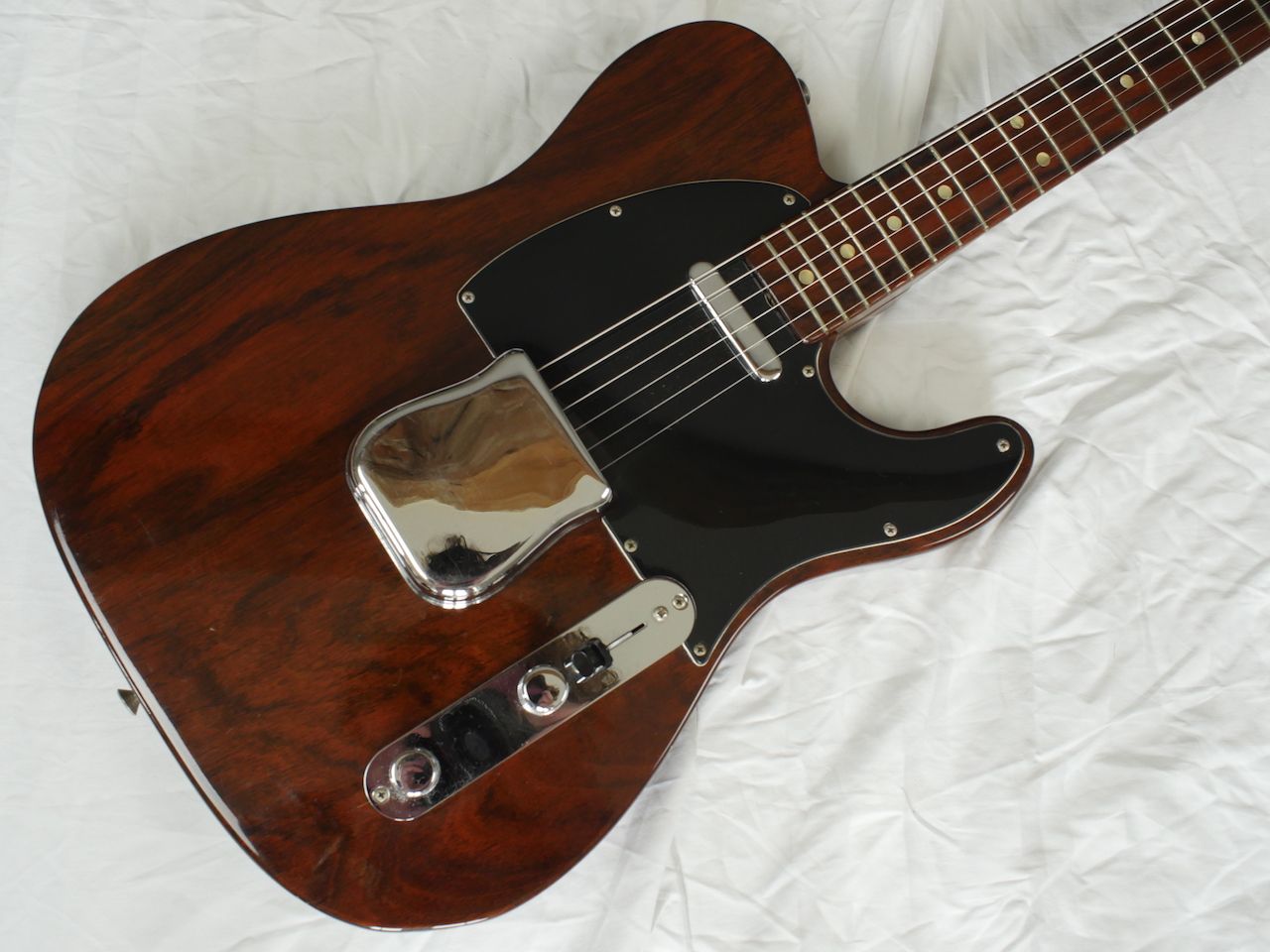 fender rosewood telecaster 1969 rosewood guitar for sale atoyboy guitars. Black Bedroom Furniture Sets. Home Design Ideas
