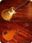 Gibson Les Paul Goldtop GIE0933 1956