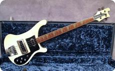 Rickenbaker 4001 1976 White