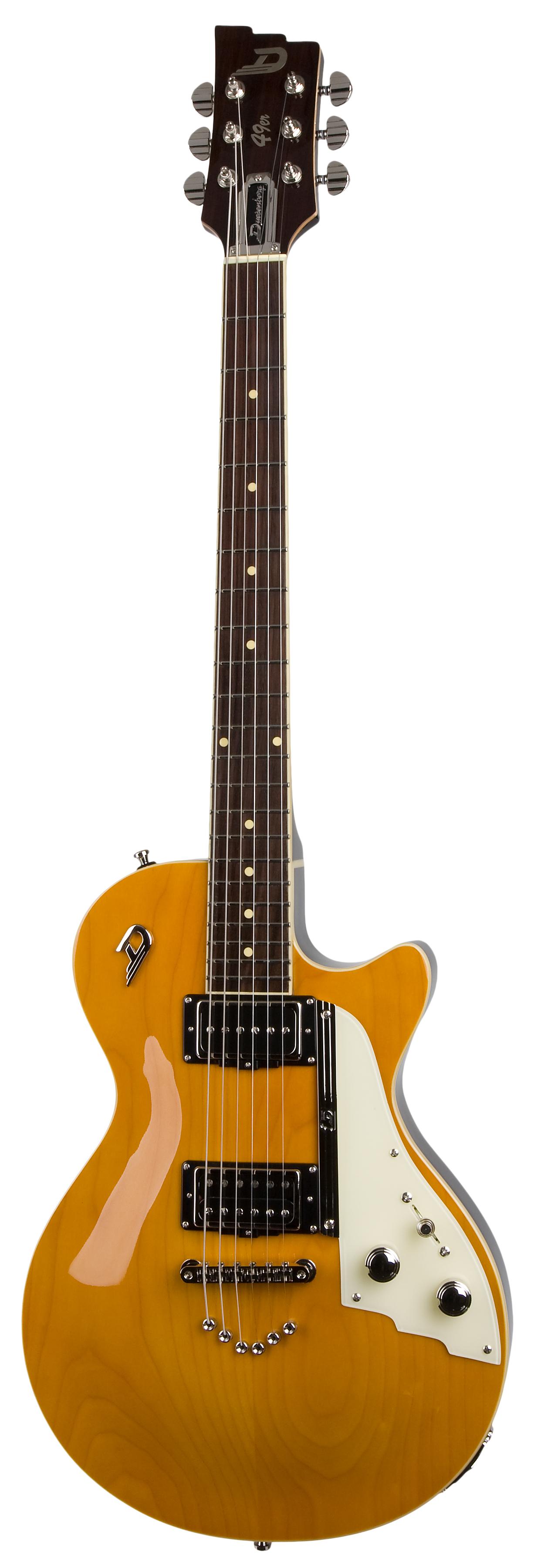 duesenberg 49er 2016 honey guitar for sale headbanger rare guitar. Black Bedroom Furniture Sets. Home Design Ideas