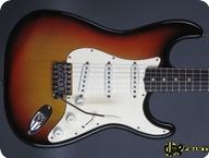 Fender Stratocaster 1970 3 tone Sunburst