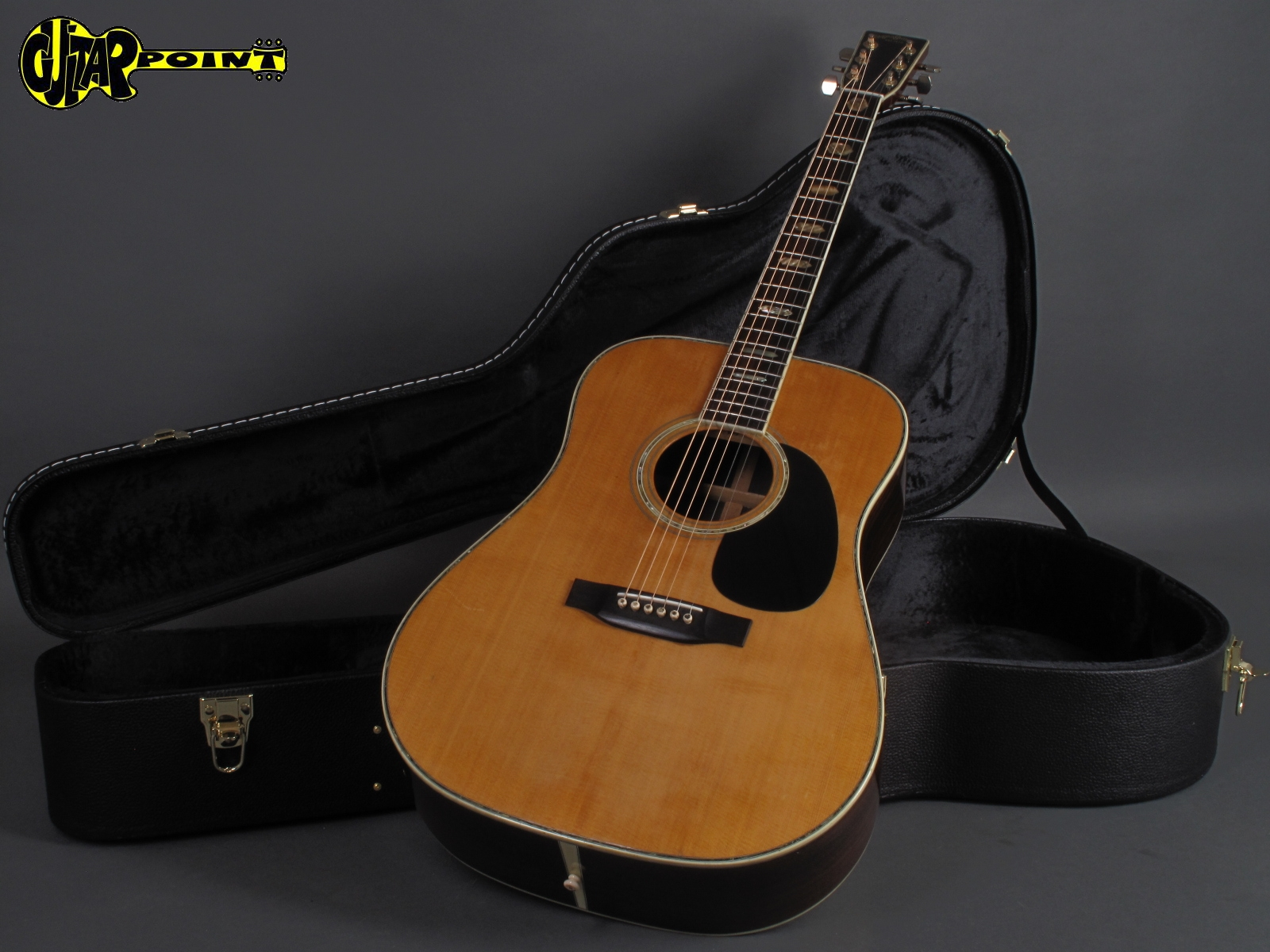 sigma martin dr 41 1980 natural guitar for sale guitarpoint. Black Bedroom Furniture Sets. Home Design Ideas