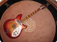 Rickenbacker 366 12 1967 Fireglow