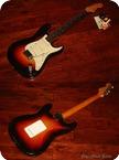 Fender Stratocaster FEE0893 1961 Sunburst
