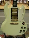 Gibson SG Custom 1991 White