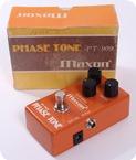 Maxon Phase Tone PT 909 Phaser 1979 Orange