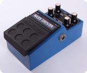 Maxon Bass Driver BD 02 1985 Blue