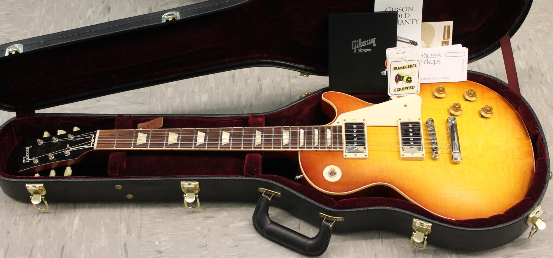 gibson custom shop 1959 reissue les paul vos 2010 guitar for sale kitarakuu. Black Bedroom Furniture Sets. Home Design Ideas