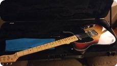 Fender Telecaster 1976 2 Tone Sunburst