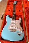 Fender Stratocaster Special Edition 60 Lacquer 2015 Daphne Blue