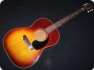 Gibson B25 1971 Sunburst
