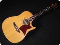 Algranati And Lipkin LA Guitars Nifla 1999 Natural