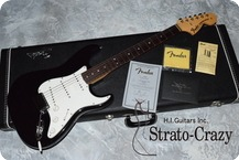Fender Custom Shop Stratocaster 2012 Black