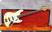 Fender Jazz 1965 Olympic White Refinish