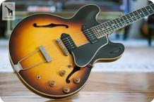 Gibson ES 330TD 1959 Sunburst
