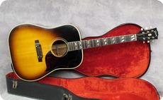 Gibson Southern Jumbo 1964 Sunburst
