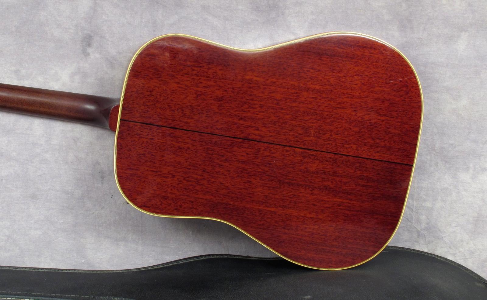 gibson southern jumbo 1964 sunburst guitar for sale andy baxter bass guitars ltd. Black Bedroom Furniture Sets. Home Design Ideas