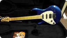 Music Man Silhouette Special LH Blue