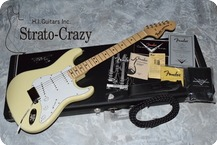 Fender Custom Shop Stratocaster 2013 Olympic White