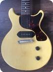 Gibson SGTV Les Paul 1960 TV Yellow