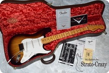 Fender Custom Shop Master Builder Stratocaster 2004