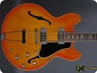 Gibson ES 330 TD 1966 Sunburst Icetea