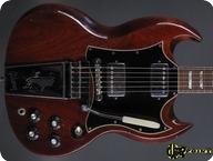 Gibson SG Standard 1969 Cherry