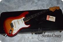 Fender Stratocaster 1981 Cherry Sunburst