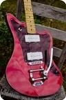 Red Rocket Guitars RocketMaster 2016 Red Sparkle