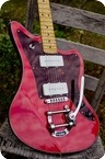 Red Rocket Guitars RocketMaster 2016 Red Sparkle