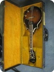 Gibson Florentine 8 String Electric Mandolin 1962 Sunburst