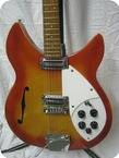 Rickenbacker Rose Morris 330 1965