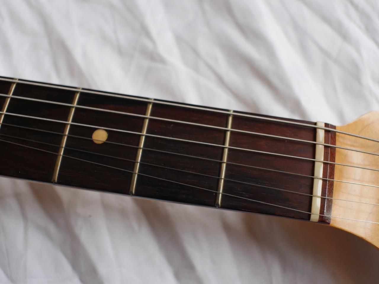 Vintage Fender Strats 65