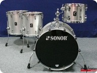 Sonor ProLite Shellset 2016 Silver Sparkle High Gloss