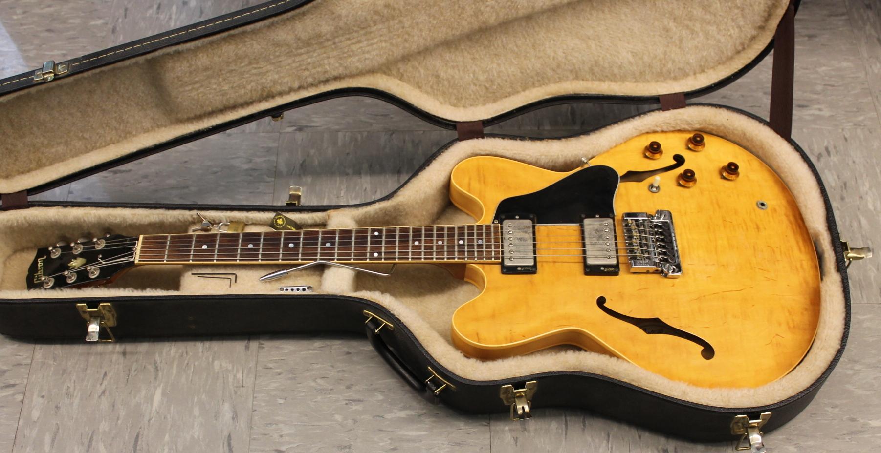 gibson es 335 dot 1984 guitar for sale kitarakuu. Black Bedroom Furniture Sets. Home Design Ideas