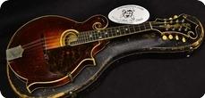 Gibson F4 Mandolin 1917 Sunburst
