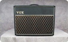 VOX JMI AC10 Twin 1965 Black Tolex