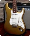 Fender Stratocaster FEE0736 1965 Firemist Gold